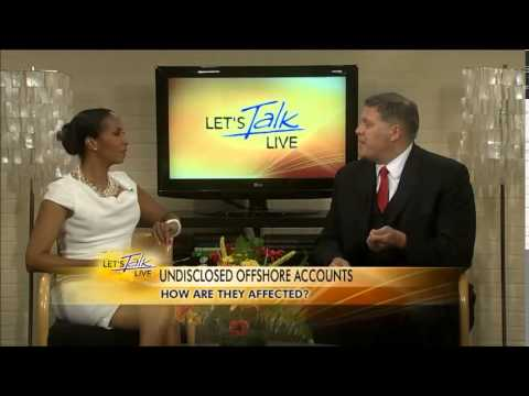 Kevin E. Thorn,Thorn Tax Law Group on Let's Talk Live 6-27-14