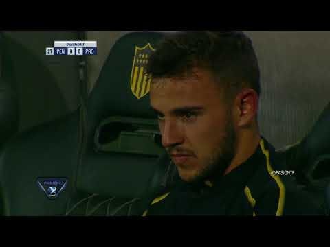 Fecha 14 - Peñarol 1:0 Progreso