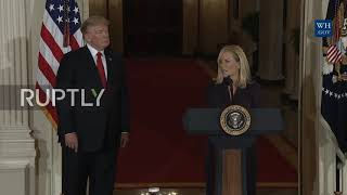 USA: Kirstjen Nielsen to replace Kelly as Homeland Security chief - Trump