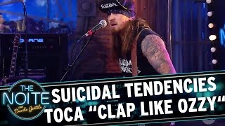 "Suicidal Tendencies toca ""Clap Like Ozzy"" 
