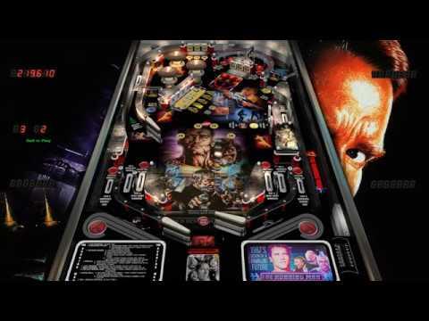 Stephen King's The Running Man Pinball (WIP) VPX