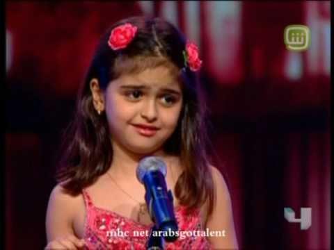 Arabs Got Talent - للعرب مواهب - Ep 4 - حلا الترك