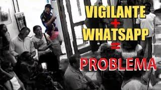 Vigilantes + Whatsapp (SEGURANÇA PRIVADA)