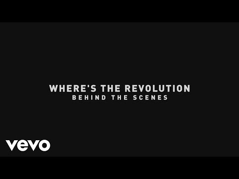 Depeche Mode - Where's the Revolution - Behind the Scenes