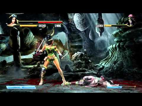 Killer Instinct (Xbox One) Arcade as Orchid