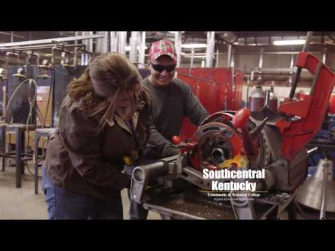 Southcentral Kentucky Community and Technical College television spot for fall enrollment.