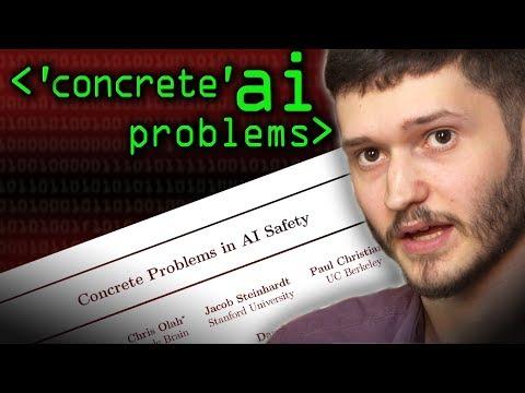 Concrete Problems in AI Safety (Paper) - Computerphile