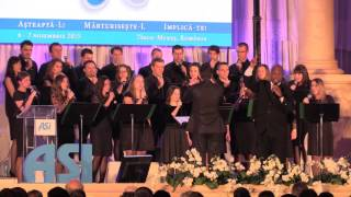 We Shall Overcome -  Wintley Phipps & Grupul Voces