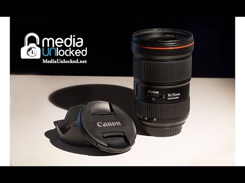 Canon 16-35mm f2.8 Version III Real World Review & Samples
