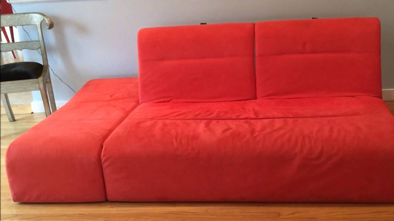 Schlafcouch Ligne Roset Ligne Roset Downtown Sofa
