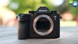Hands-on met de razendsnelle Sony A9