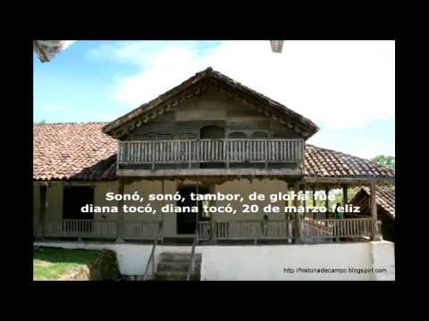 Marcha santa rosa instrumental youtube for Cancion jardin de rosas en ingles