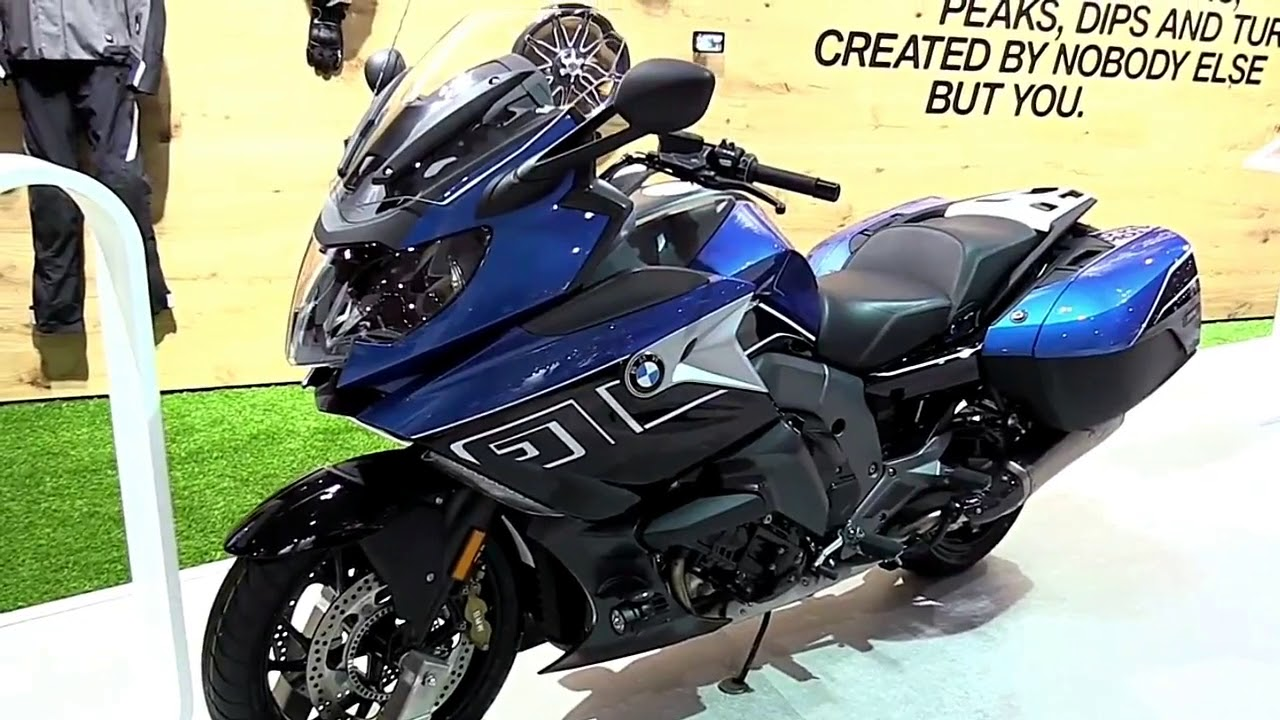 2017 Bmw K1600gt Sport Special Premium Rare Features Edition First