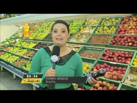 Jornal do SBT (18/07/16) Um em cada cinco brasileiros bebe refrigerante todos os dias