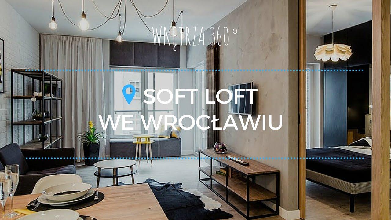 Aran acja ma ego mieszkania w stylu industrialnym projekt for W loft