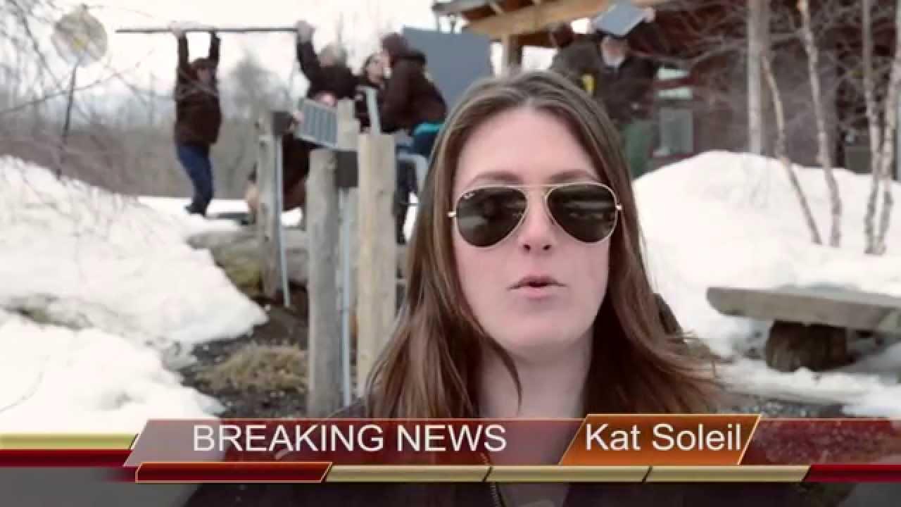 BREAKING NEWS: Solar Spill in Waterbury Center, Vermont