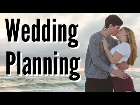 First Steps in Wedding Planning |Planning Our Wedding