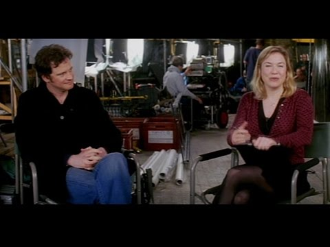 Deleted Scene : FAKE INTERVIEW OF COLIN FIRTH by BRIDGET JONES - Hilarious!
