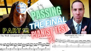 Will piano soul pass the FINAL PIANIST TEST?!