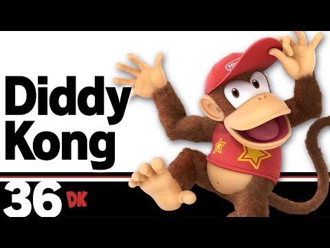 36: Diddy Kong – Super Smash Bros. Ultimate