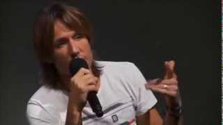 Keith Urban: Fuse Interview