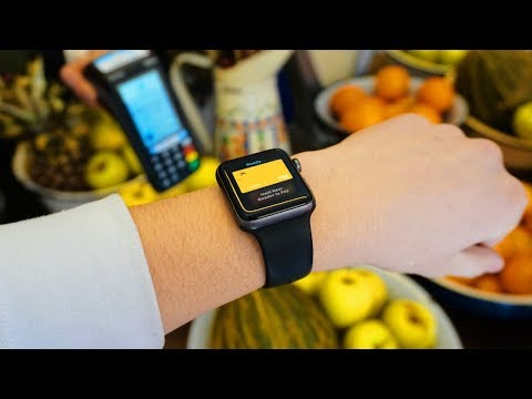 Apple Pay for Apple Watch Review