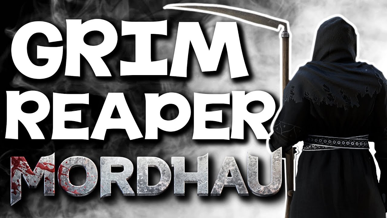 Grim Reaper Scythe Loadout - Mordhau Dueling Session