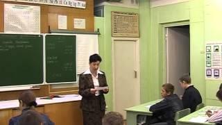 Урок алгебры. Часть 1