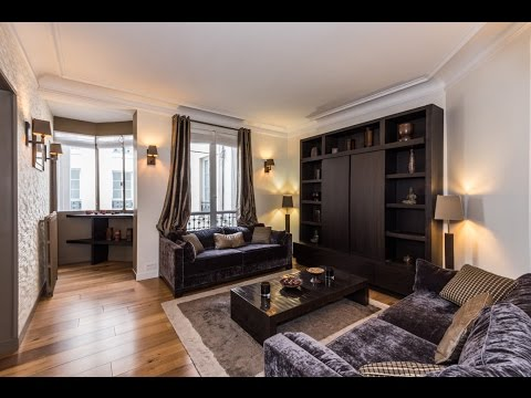 (Ref: 01013) 2-Bedroom furnished apartment for rent on rue Jean-Jacques Rousseau (Paris 1st)