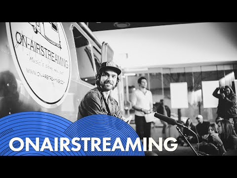 Shakey Graves - Interview with OnAirstreaming