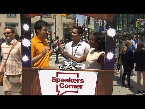 Speakers Corner: Talking Bilingualism In Canada
