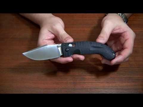 Мысли о ноже: Ganzo G711
