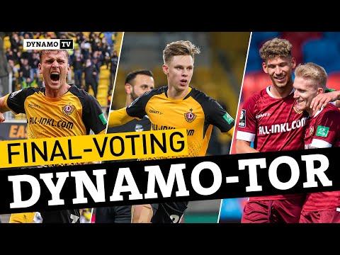 """Wählt euer """"Dynamo-Tor der Saison 2020/21""""   Voting 4"""
