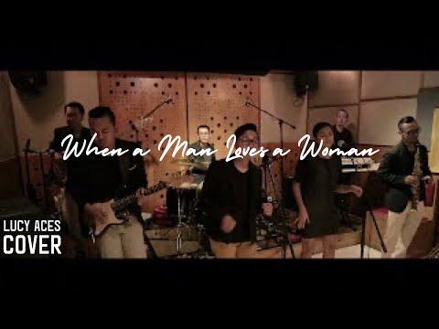 When a man loves a woman - Michael Bolton (Lucky Aces Band concept Cover) Wedding Band Bali