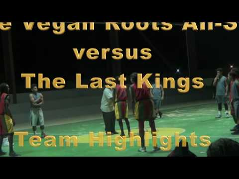 Belize Vegan Roots B-balling: dropping dimes and doing the dirty work