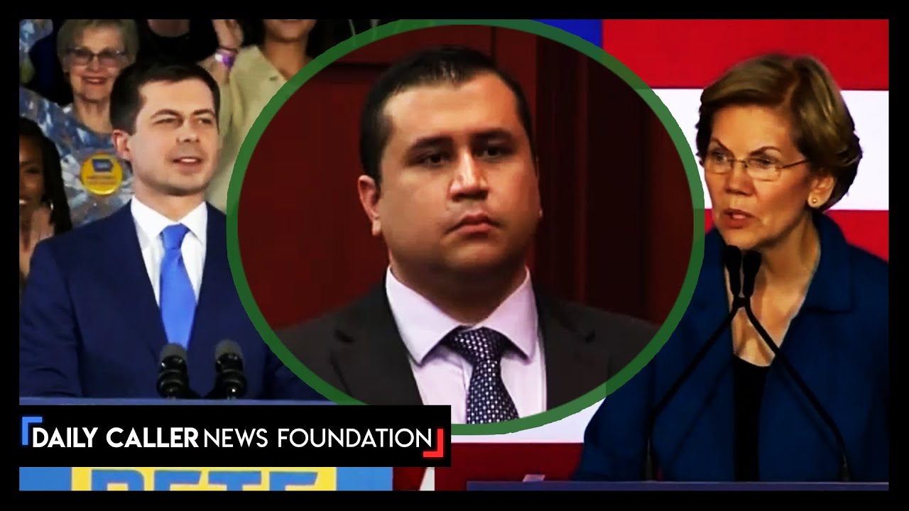 George Zimmerman Takes On Buttigieg and Warren