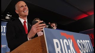 FLORIDA HASN'T STARTED COUNTING RICK SCOTT VOTES IN BROWARD COUNTY YET