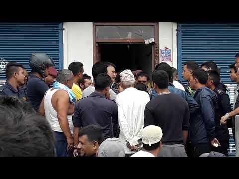 Fight in kirtipur 6