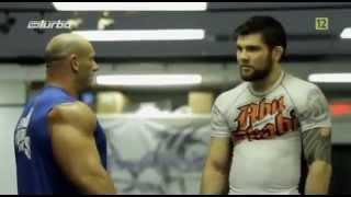 Robert Burneika trenuje MMA w Drysdale Academy 2017 Video