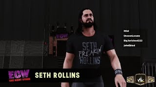 nL Live - The Saltyverse! EPISODE 10! [WWE 2K18]