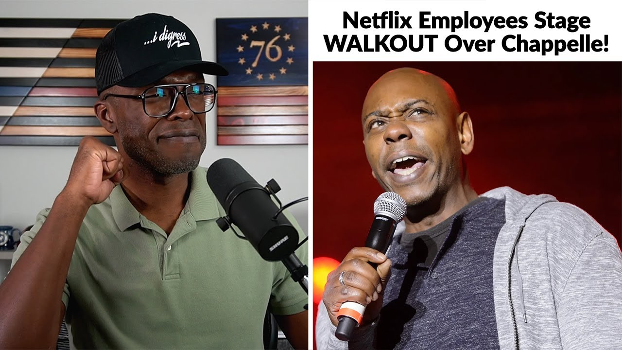 Trans Netflix Employees Plan WALKOUT Over Dave Chappelle!