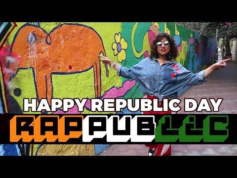 RapPublic Chal Rahi hai Bhai   Feat. IKKA   Happy Republic Day   RedFM