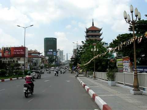 Cau Cong Ly Saigon Cong Ly bridge