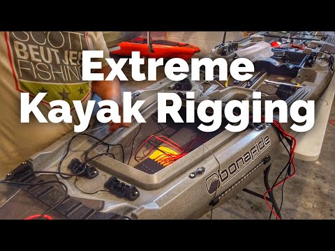 The Most Amazing Kayak Rigging Project Ever - Rig A Kayak