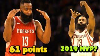 How James Harden Is Leaving The NBA Speechless!