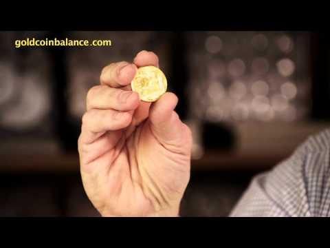 Gold Coin Balance