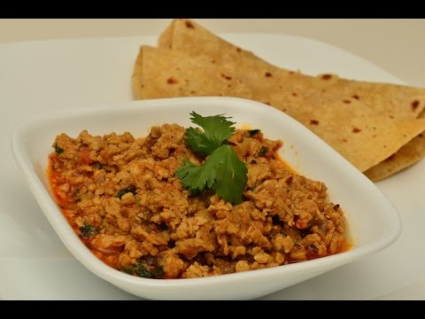 Quick And Easy Chicken Keema Recipe