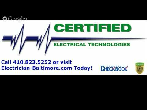 Residential Electrician Baltimore MD Electrical Contractor