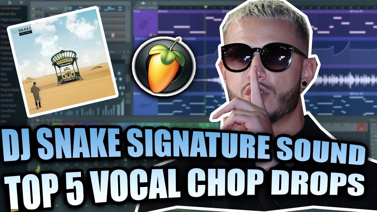 dj snake top 5 vocal drops remade free flp youtube. Black Bedroom Furniture Sets. Home Design Ideas
