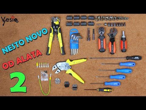 Nesto novo od alata 2 ( set za blankiranje i stezanje stopica )